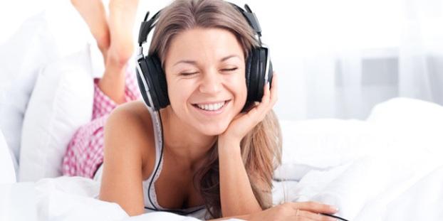 musik senang