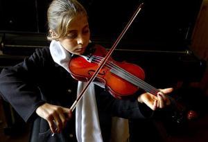 sekolah musik biola